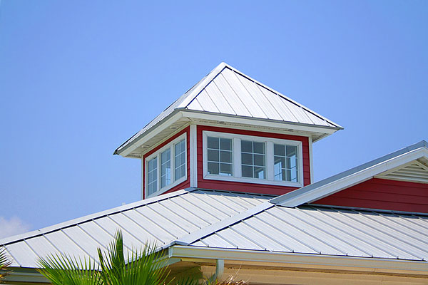 Metal Roofing March 2015